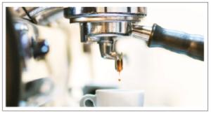 espresso készítés