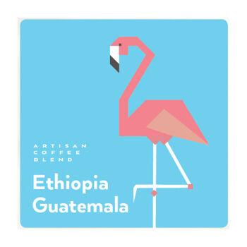 etióp guatemala specialty kávé
