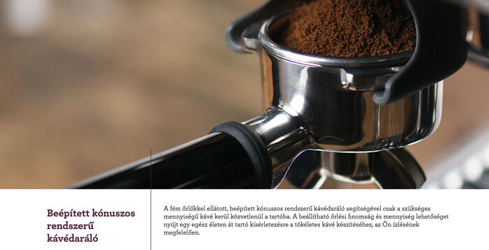 sage SES880 barista touch kávéfőző portafilter